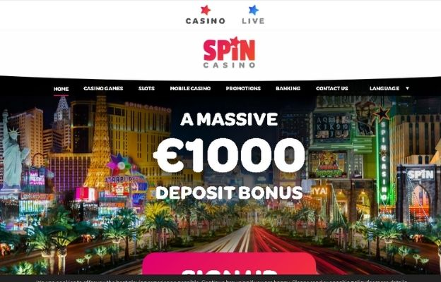 highest paying online casinos spin